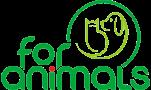 """Przychodnia Weterynaryjna """"For Animals"""" / Centrum Okulistyki Weterynaryjnej """"For Eyes"""" - logo"""