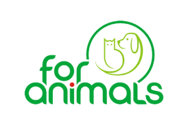 for animals logo z tlem