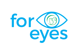 for eyes logo z tlem